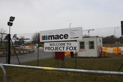 Project Fox - Santander